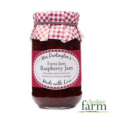 Mrs Darlington's - Raspberry Jam