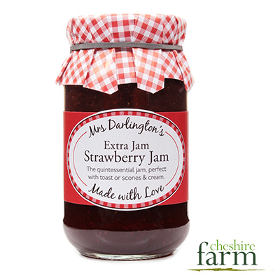 Mrs Darlington's - Strawberry Jam