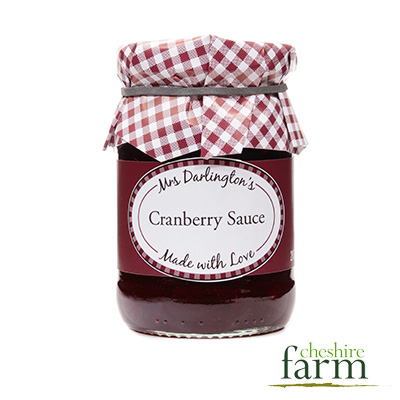 Mrs Darlington's - Cranberry Sauce