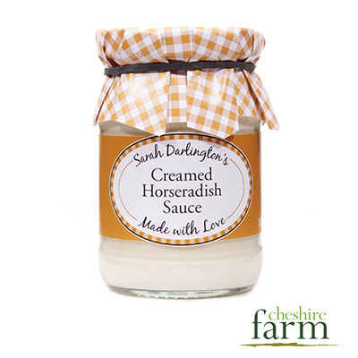 Mrs Darlington's - Creamed Horseradish Sauce